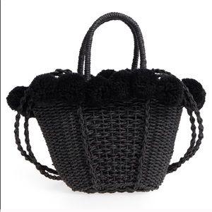 Topshop Straw Bag